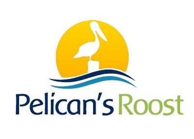 pelicans roost
