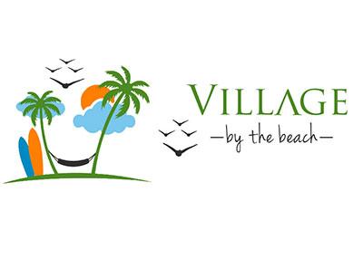 village by the beach